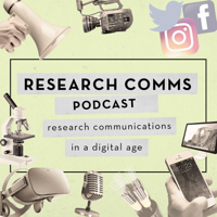 Research Comms podcast