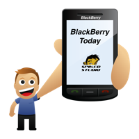 BlackBerry Today HD podcast