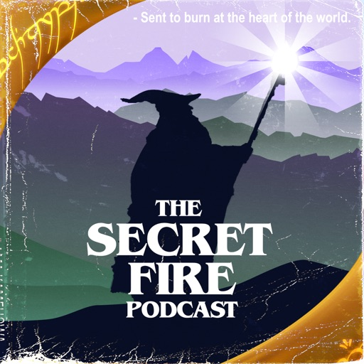 Cover image of Secret Fire Podcast