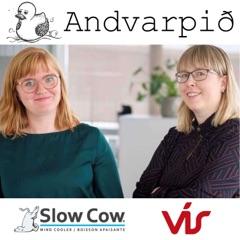 Andvarpið - hlaðvarp foreldra