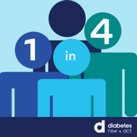One in Four: Living with Diabetes podcast