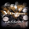 Roland V-Drums Lessons artwork