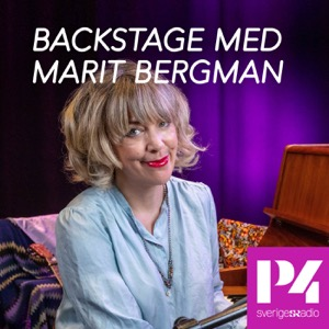 Backstage med Marit Bergman