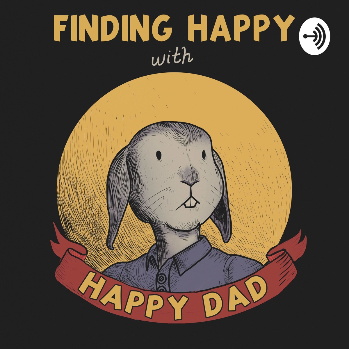 Finding Happy with Happy Dad