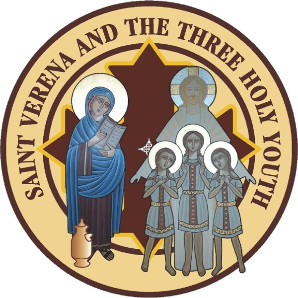 St Verena and the Three Holy Youth Bible Pleasure in Religion and Spirituality