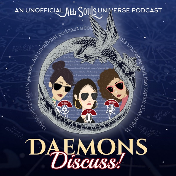 Daemons Discuss! banner backdrop