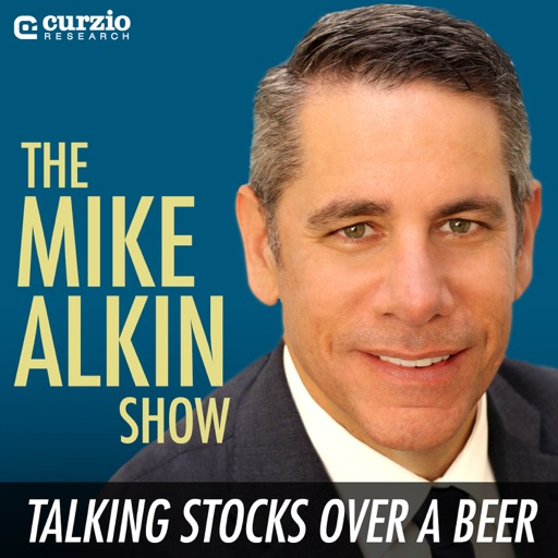 Cover image of The Mike Alkin Show: Talking Stocks Over a Beer