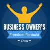 Business Owner's Freedom Formula | Actionable Advice for Small Business Owners artwork