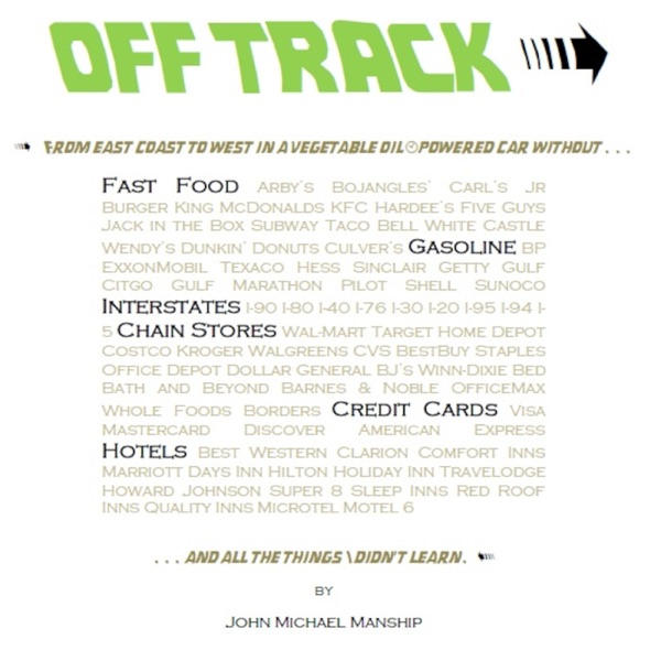 Off Track, The Audiobook