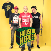 House of Heroes Comics Podcast podcast