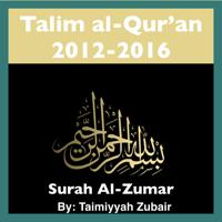 Surah Al-Zumar podcast