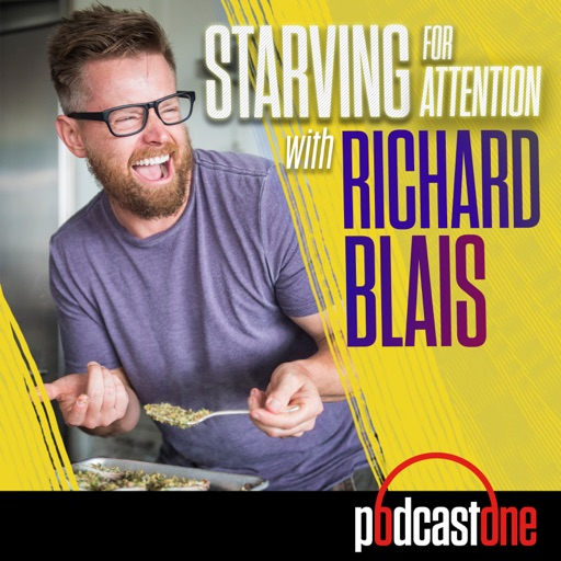 Cover image of Starving for Attention with Richard Blais