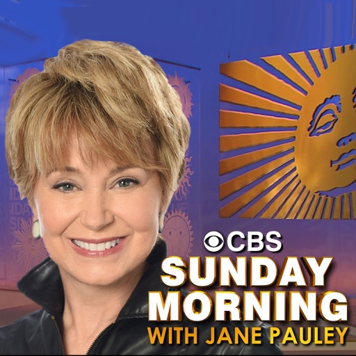 Cover image of CBS Sunday Morning with Jane Pauley