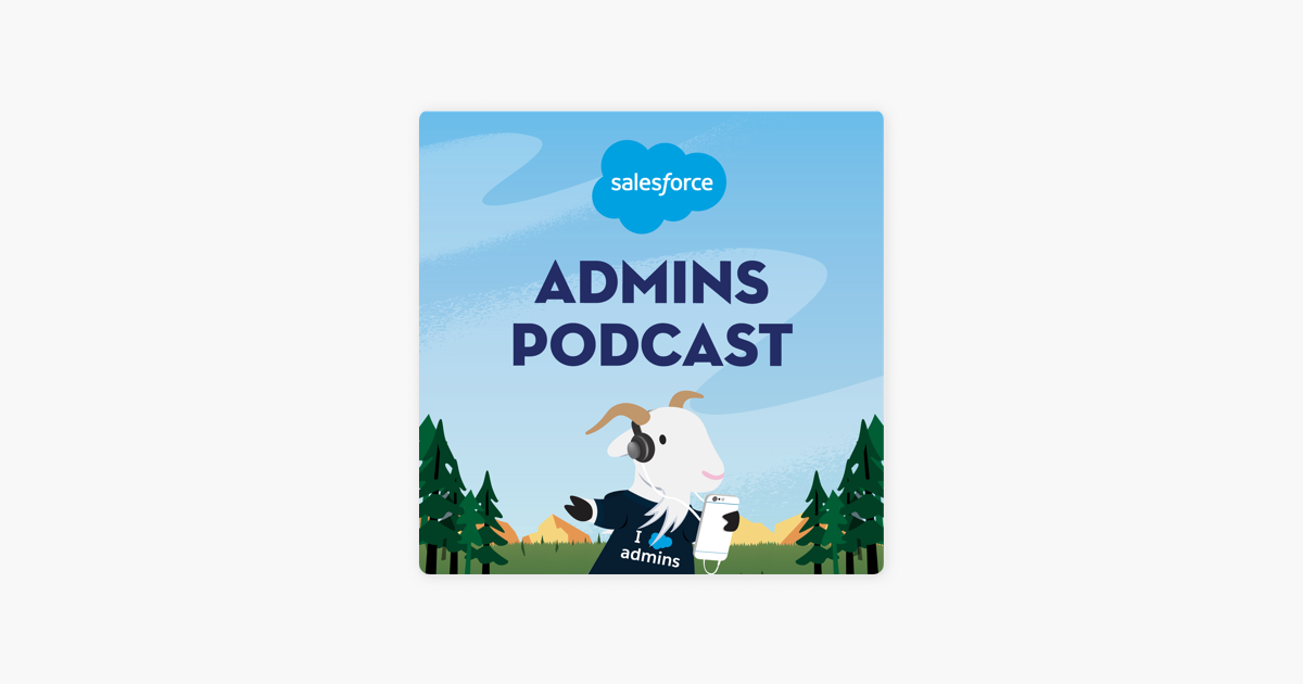The Salesforce Admins Podcast on Apple Podcasts