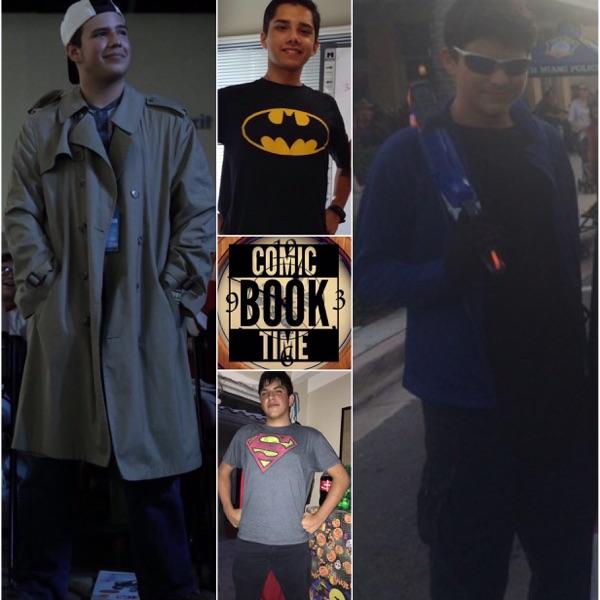 Comic Book Time