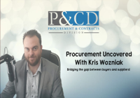Procurement Uncovered with Kris Wozniak podcast