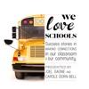 We Love Schools artwork