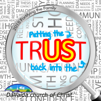 Putting the US Back into the TrUSt | 2015 Fortify the Family Day podcast