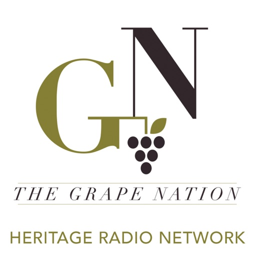 Cover image of The Grape Nation