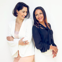 Learn Through Laughter with 2 Women podcast
