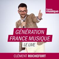 Générations France Musique, le live podcast
