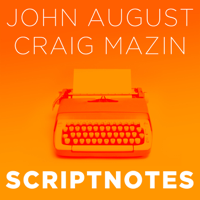 Podcast cover art for Scriptnotes Podcast