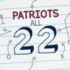 Patriots All 22 artwork