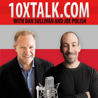 10x Talk podcast
