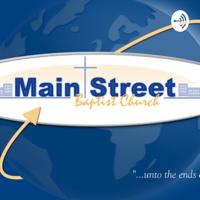 Main Street Baptist Spindale podcast