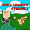 Ron's Amazing Stories artwork