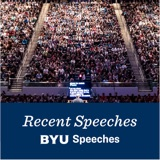 Image of BYU Speeches podcast