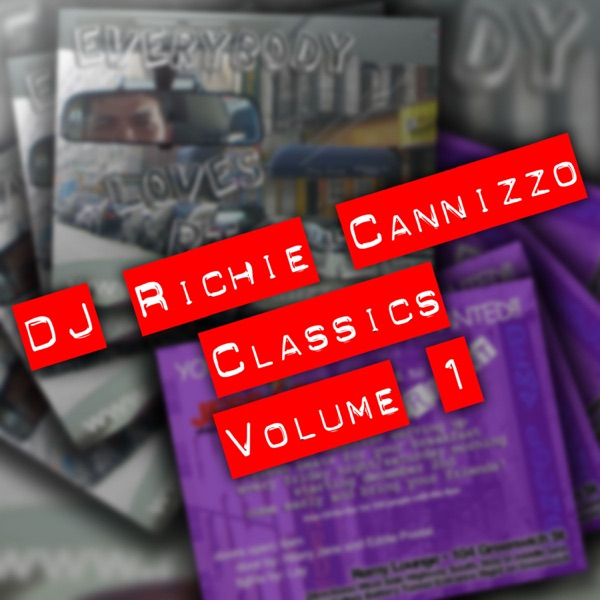 DJ Richie Cannizzo's Podcast