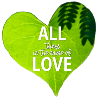 All Things in the Name of Love: A spirituality and wellness podcast podcast