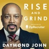 RISE AND GRIND with Daymond John artwork