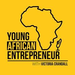 Young African Entrepreneur