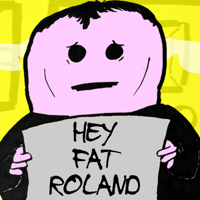 Hey Fat Roland podcast