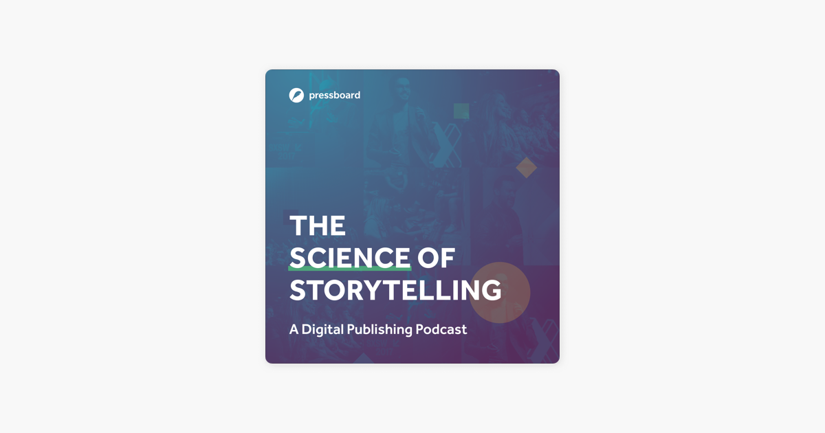 The Science of Storytelling on Apple Podcasts