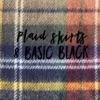 Plaid Skirts & Basic Black artwork