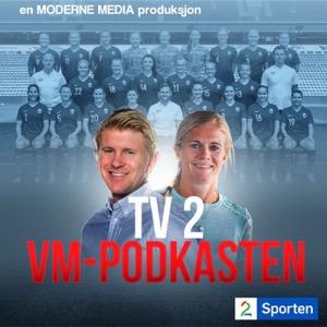 TV 2 VM-Podkasten 2019