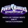 Power Rangers HyperForce: Live RPG artwork