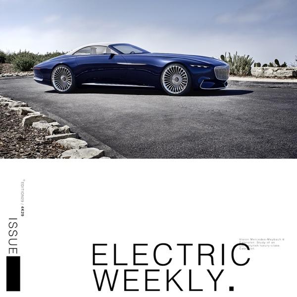 ELECTRIC WEEKLY 4K29
