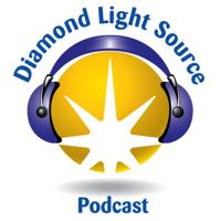 Podcast cover art for Diamond Lightsource Podcast