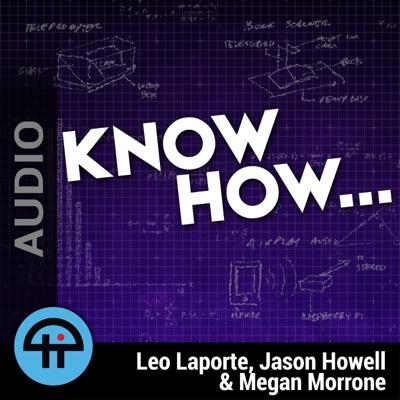 Know How... (MP3):TWiT