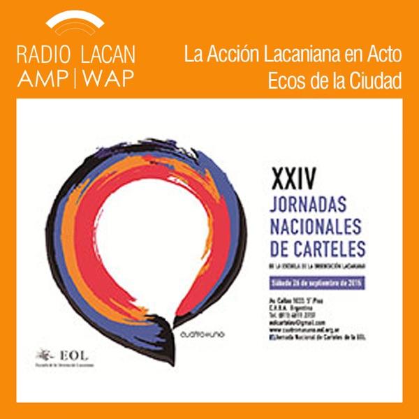 RadioLacan.com | Entrevista a Marisa Morao acerca de las XXlV Jornadas Nacionales de Carteles de la EOL