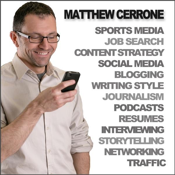 Matthew Cerrone's Podcast