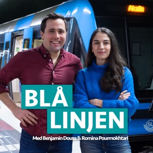 Blå Linjen