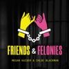 Friends And Felonies artwork