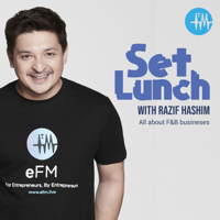 Set Lunch – eFM Live podcast