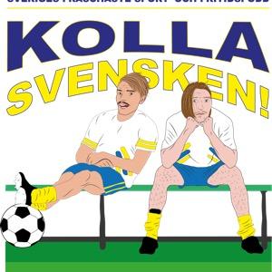 Kolla svensken!