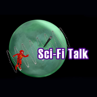 Podcast cover art for Sci-Fi Talk